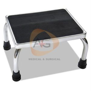 Foot Stool Stainless Steel FSS2