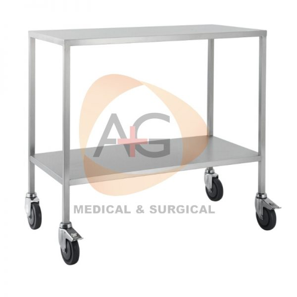Instrument Trolley Flat Top