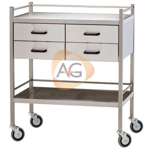 Medical Dressing Trolley Dth005