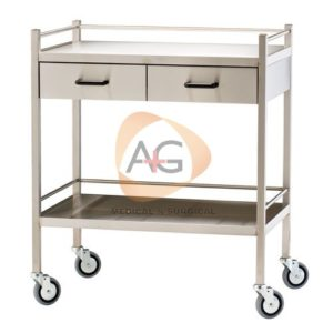 Dressing Trolley DTH4