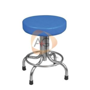 Revolving Cushioned Stool PRSM4