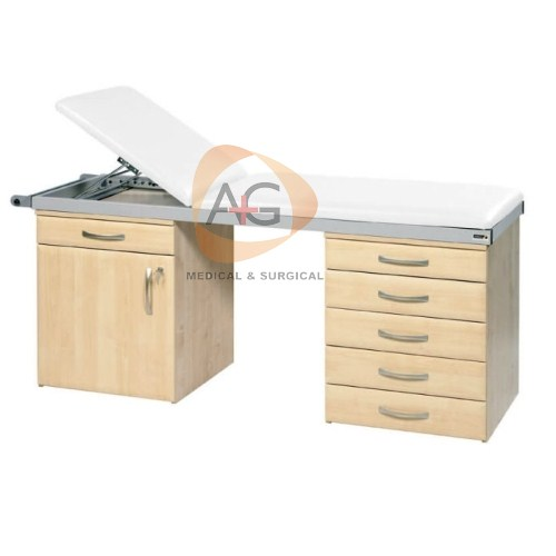 Medical Examination Couch Table